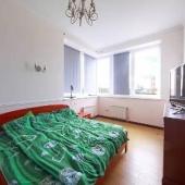 """Спальная комната, такую квартиру можно купить в """"Смоленской заставе"""""""