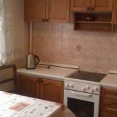 Кухня просторная, 12 метров