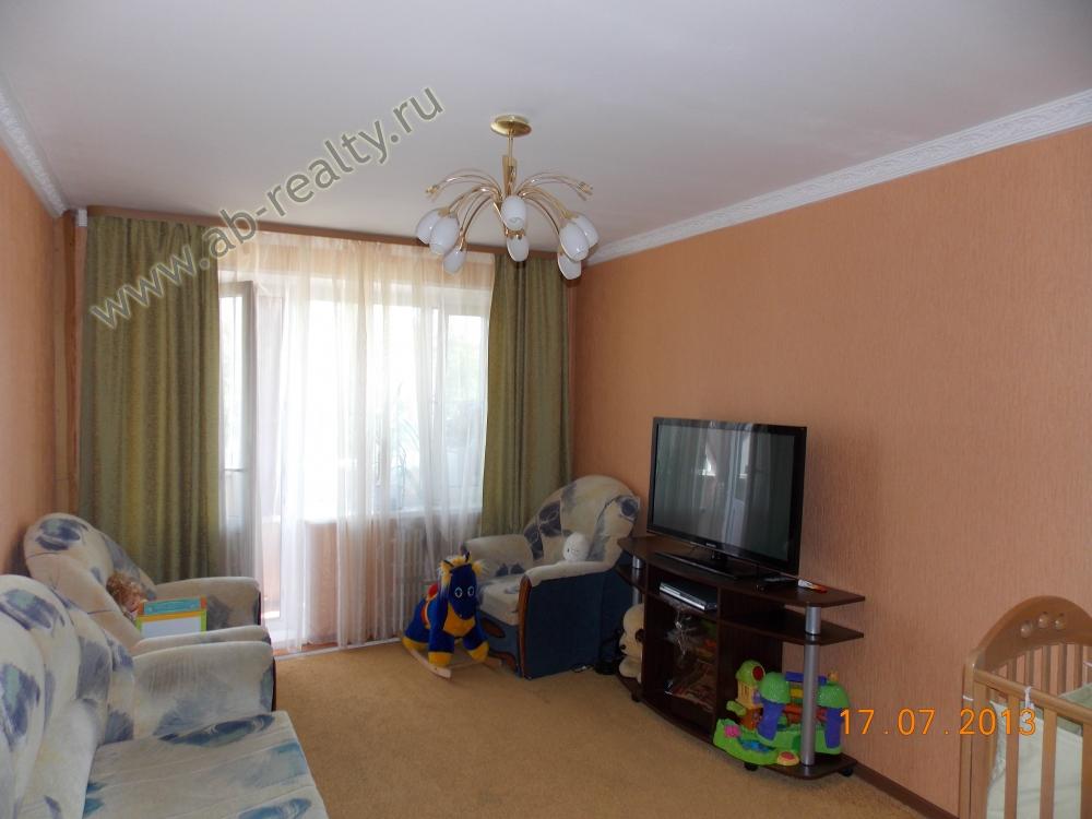 Первая комната в Рогово, 18 м2