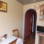 Фотография кухни со стороны окна