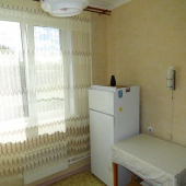 Стол и холодильник