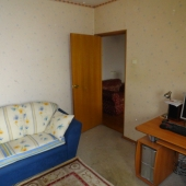 Вторая комната площадью 15 м2