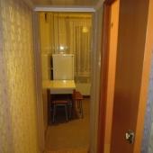 Фото из коридора на кухню