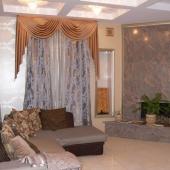 Гостиная комната в Зеленой Горке
