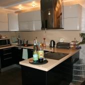 Фотография кухни в продаваемой квартире на ул. Радужной, д. 13 корп. 1