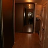 В коридоре шкаф-купе