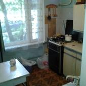 Кухня площадью 6 кв. м. , эта квартира продается около м. Новогиреево