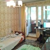 Другая комната, площадь 17 кв. м.