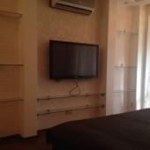 Телевизор в спальной комнате, ул. Молдавская, д. 8, Кунцево
