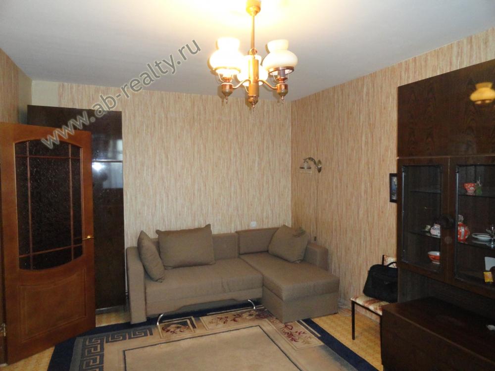 Хорошая фотография жилой комнаты, Коровинское ш., 36к1