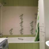 Ванная комната (ремонт от застройщика)