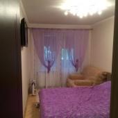 Спальная комната. Здесь площадь составляет 12 м2.
