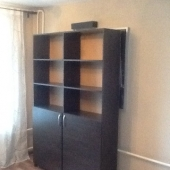 Еще один шкаф в жилой комнате