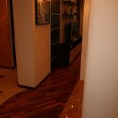 Снова предлагаем полюбоваться качеством ремонта в трехкомнатной квартире на ул. Профсоюзной, дом № 43 корпус 2