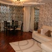 Для вечерних посиделок эта комната очень подходит!