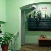 Однокомнатная квартира, подъезд, внутренний вид, ул. Радужная, в Московском, дом 15