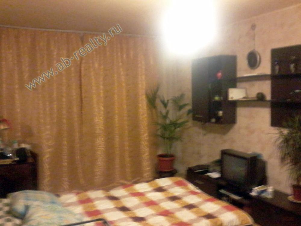 Одна из комнат в квартире по Ташкентской улице