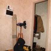 Как видите, в квартире есть муниципальный ремонт