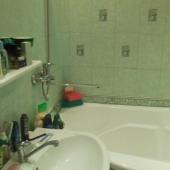 И еще одна фотография ванной комнаты