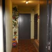 Общий коридор закрыт общей с соседями дверью