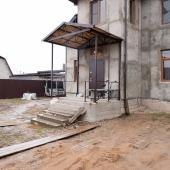 Торец дома в Хлопово