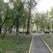 Виды двора у дома на пл. Победы, д. 2к2