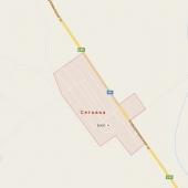 План-расположение комплекса офисов и склада в поселке Сетовка, который сдается в долгосрочную аренду