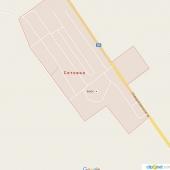 Схема расположения участка рядом с Новорязанским шоссе в п. Сетовка