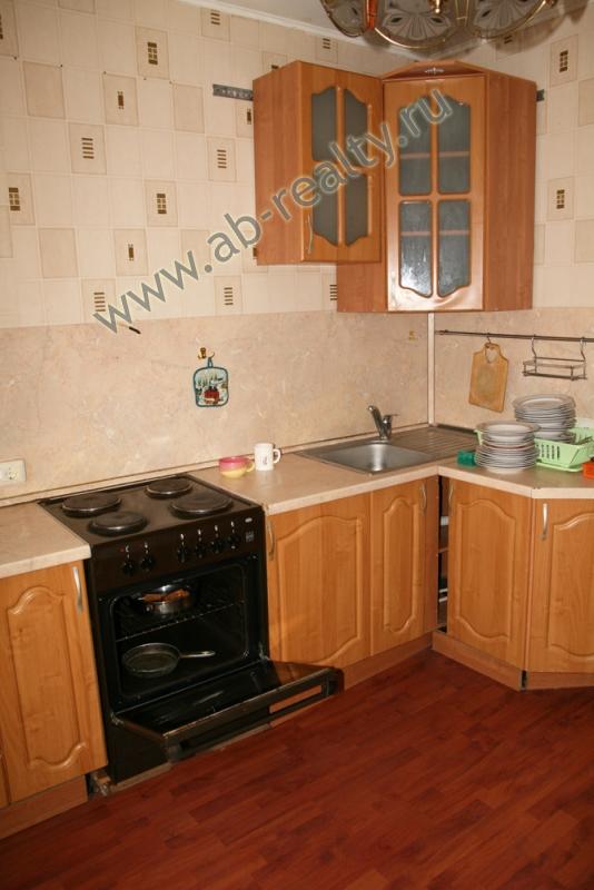 Фотография кухни на Ленинском пр-те, дом № 123 корпус 1