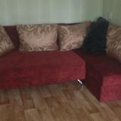 А это вот раскладной диван