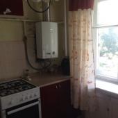 Кухня и газовая плита