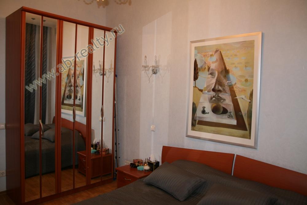 Шикарная двухкомнатная квартира, продажа, Кутузовский 35