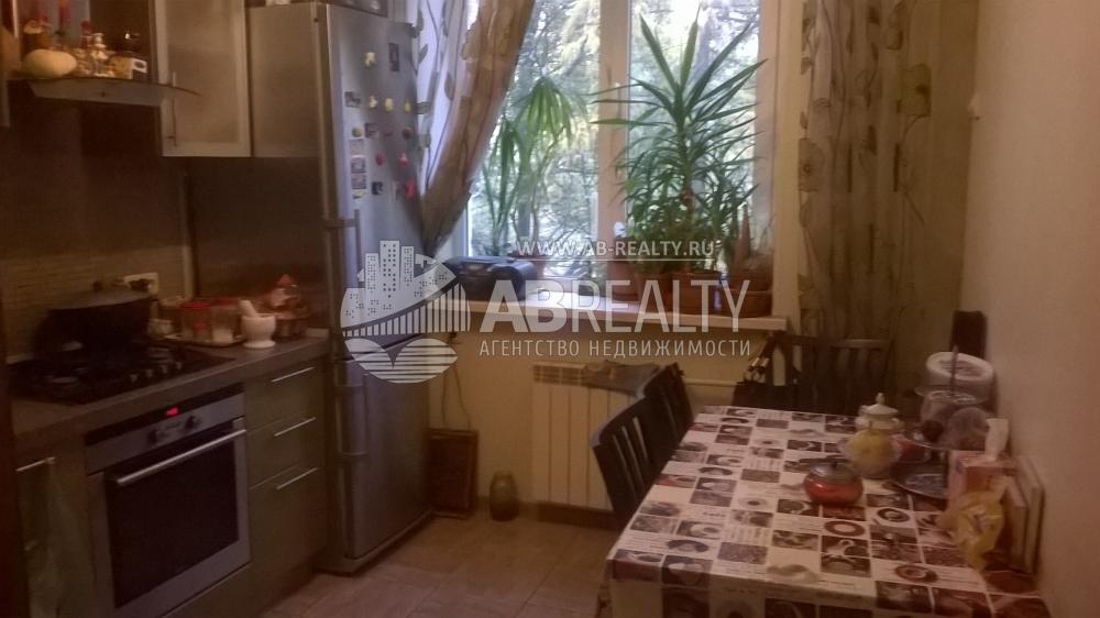 Фотография кухни квартиры на ул. Крупской, д. 8 к. 1