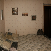 Спальная комната в сталинском доме возле метро Университет