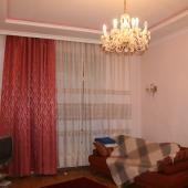 Окно большой комнаты, Кутузовский 35