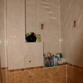 Санузел после качественного ремонта в двухкомнатной квартире