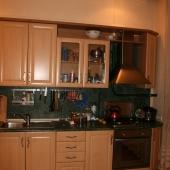 Кухня, внешний вид, двухкомнатная квартира, Кутузовский 35