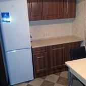 """Холодильник на кухне """"Аристон"""""""