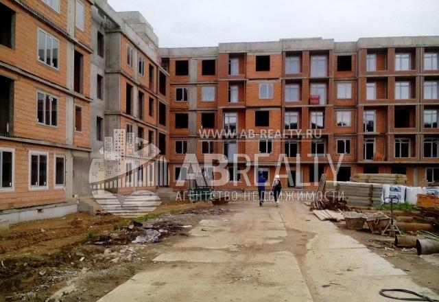 Общий вид сдаваемого дома в Мишино, Клязьма-Старбеево