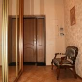 Вид коридора в квартире, фотография