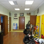 Второй зал или второе малое торговое помещение площадью 22 м2