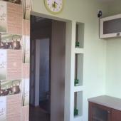Необычная планировка кухни 7 метров по площади в Солнцево