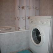Есть, как мы сказали, стиральная машина
