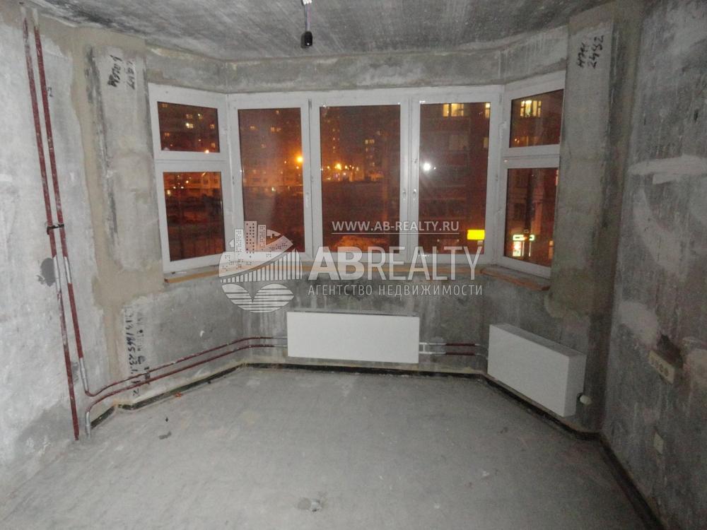 Одна из жилых комнат на ул. Солнечная, дом № 7 в г. Московский (Новая Москва)