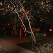 Детская площадка во дворе