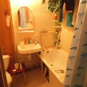 Ванная комната в квартире по ул. Новаторов, д.4к.3