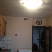 Кухня в 1-к квартире на Академика Варги 18