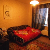 Фотография комнаты в квартире на улице Новаторов 4к3