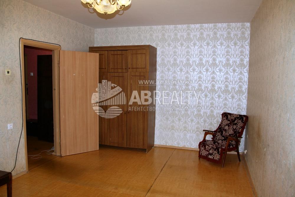 Эта квартира имеет 1 комнату