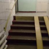 Лестница в доме 15 корпус 3, Теплый Стан